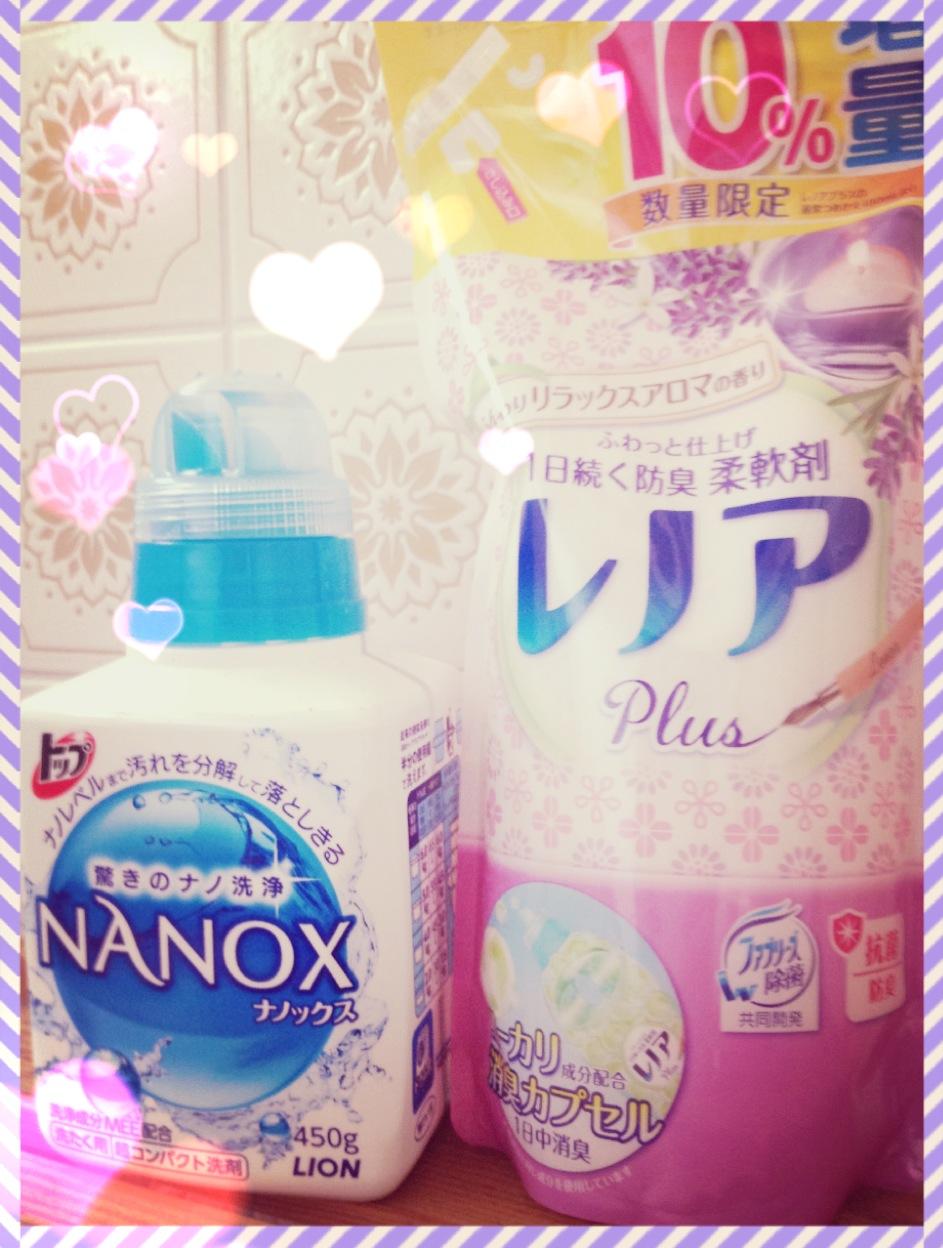 ナノックスとレノア